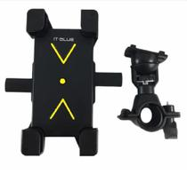 Suporte Celular Sem Capa para Moto Bicicleta Bike LE-040 - Lelong -