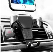 Suporte Celular Smartphone Gravity Car Veicular Clipe De Ventilação Universal - Gratity Air