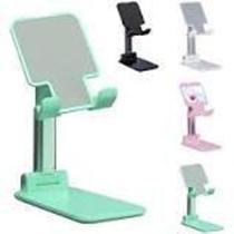 Suporte Celular Smartphone Mesa Universal Ajustável Luxo - Vision -