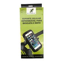Suporte celular universal impermeavel moto bicicleta , marca x-cell mod.xc-sp-06 - FLEX