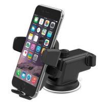 Suporte Celular Veicular Painel e Para-brisa Easy One Retrátil Várias Posições -