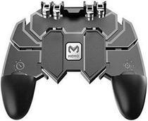 Suporte Controle Gamepad Ak66 MEMO Com Gatilho L1 x R1 L2 x R2 Android Ios Free Fire COD PUBG - Feitun