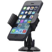 Suporte de celular para colocar no vidro do carro barato - Fortrek