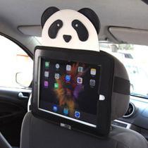 Suporte de iPad para Banco do Carro Panda - O Sapo e a Princesa -