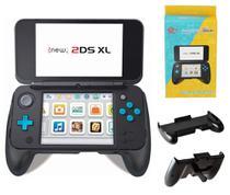 Suporte De Mão P/ Nintendo New 2DS XL Holder Stand Hand Grip - Techbrasil