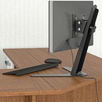Suporte de Mesa para Monitores de 10 a 24 c/ Ajuste de Altura Multivisão - Multivisao
