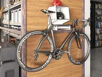Suporte de parede para bicicleta - Branco - Ides