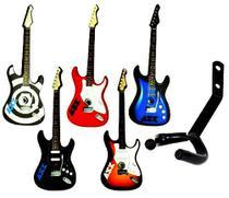 Suporte de parede violao/guitarra/baixo/cavaquinho ask -