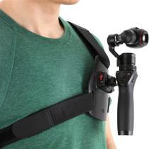 Suporte de peito para câmera DJI Osmo -