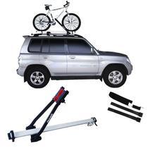 Suporte De Teto Para Bicicleta Transbike Eqmax Branco -