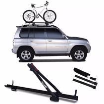 Suporte De Teto Para Bicicleta Transbike Eqmax Velox Preto -