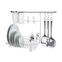 Suporte De Utensílios De Cozinha Cook Home 8 - Arthi -