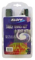 Suporte e rede para tenis de mesa - Klopf