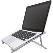 Suporte Ergonomico Regulável NR17 Mesa Notebook Reliza 0026 Branco -