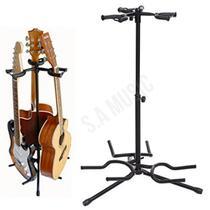 Suporte Estante Tripé 3 Instrumentos Violão Guitarra Baixo - Bell