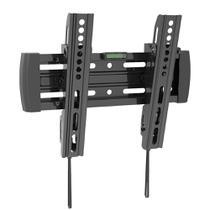 Suporte Fixo Inclinável com Trava de Segurança para TVs LED / LCD / 3D / Curva de 15 a 42 - EM03V2 - Elg