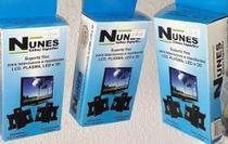 Suporte fixo para televisores e monitor universal 10 a 71 pol. - Nunes -