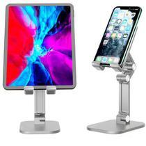 Suporte Flex Pro para Tabletes e Smartphones Cinza - Geonav - SUPMOB -