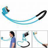 Suporte Flexível Celular Colar Apoio Pescoço - MJX