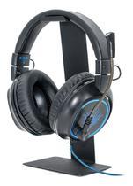 Suporte Fone Ouvido Headphone Headset Metal Gamer Escritório - Megalux