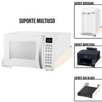 Suporte Forno Microondas Bebedouro Branco sbr5.0 Universal Brasforma -