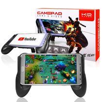 Suporte Gamepad Para Celular Pubg Free Fire Ajustável - KO GAMER