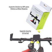 Suporte Garra Para Celular Moto Bike Universal Flexível - Concise Fashion Style