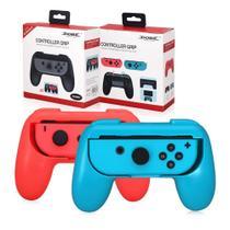 Suporte Grip De Mão Controle Joy-con Nintendo Switch - Dobe