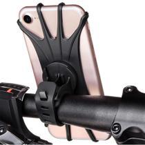Suporte Guidão Universal 360 Bike Motos Gps Celular Trilha - Smart