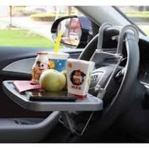 Suporte mesa para notebook para carro mesinha multifuncional volante banco alimentação porta copo pa - Faça  resolva