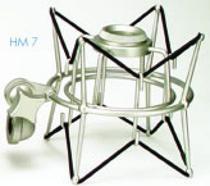 Suporte Microfone com Elastico Anti Shock HM7 - Superlux