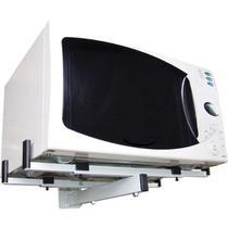 Suporte Microondas Branco SBRP3.6 - Brasforma -