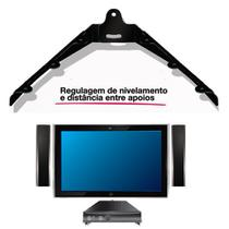 Suporte Multi Uso Para Dvd, Receptor, Video-game Prime Tech - Primetech