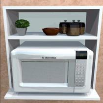 suporte nicho para microondas - suka utilidades