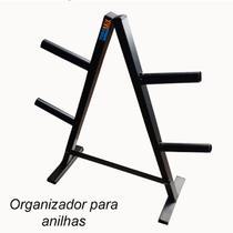 suporte organizador de anilhas - Tudomix
