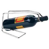 Suporte p/ garrafa de vinho - utimil -