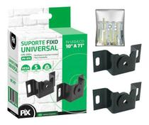 Suporte P/ Tv Fixo De 10a 71 Pol. Universal Até 40kg Pix -