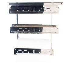 Suporte Papel Toalha, Aluminio e Pvc Inox Haus Domama -