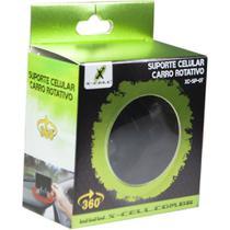 Suporte para celular veicular rotativo 360g. - FLEX