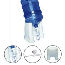 Suporte Para Garrafão De Água 10 E 20 Litros Com Torneira - Cobrirel