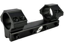 Suporte Para Luneta 4x32mm Reforçado Cbc -