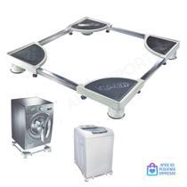 Suporte para Máquina de Lavar / Secar / Lava e Seca até 12kg - Quality