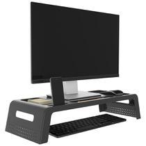 Suporte para Monitor e Notebook Prime Preto Maxcril -