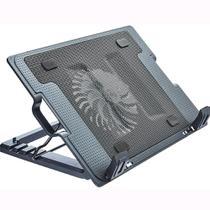Suporte Para Notebook Com Cooler AC166 Vertical Multilaser -