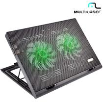 Suporte Para Notebook Power Cooler Gamer Led AC267  Multilaser