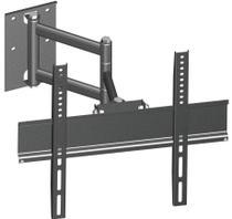 """Suporte para TV de parede 3 articulações para LCD, LED, de 27 a 65"""" - Avatron"""