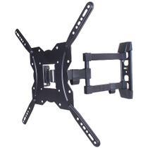 """Suporte Parede Duplo Articulado p/TV LCD/LED/3D/4K 17 a 55"""" SM-SPMA 1755 Sumay -"""