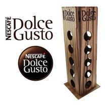 Suporte Porta Capsulas Dolce Gusto Nescafe Torre Café Mdf - 4S Mdf