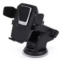 Suporte Porta Celular Gps Universal Carro Trava Automática Rotação 360º Painel Veicular MTG-011 - Tomate