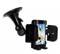 Suporte Porta Celular Smartphone Gps Universal Carro Ventosa - Portexx